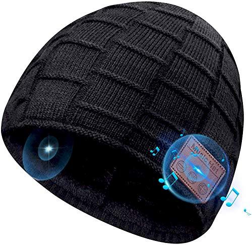🥇 COTOP Gorro de Invierno Bluetooth 5.0