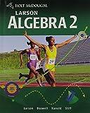 Holt Mcdougal Larson Algebra 2, Larson, 0547315260