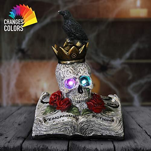 Evil Meaning Of Halloween (Exhart Halloween Skull