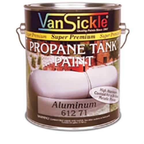 Propane Tank Paint - 1
