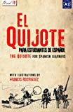 img - for EL QUIJOTE: For Spanish Learners. Level A2 (Read in Spanish) (Volume 7) (Spanish Edition) book / textbook / text book