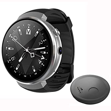 IHCIAIX Reloj Inteligente 4G Let Smart Watch Android 7.1 ...