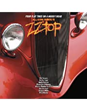 Four Flat Tires On A Muddy Road Tribute To Zz Top Var