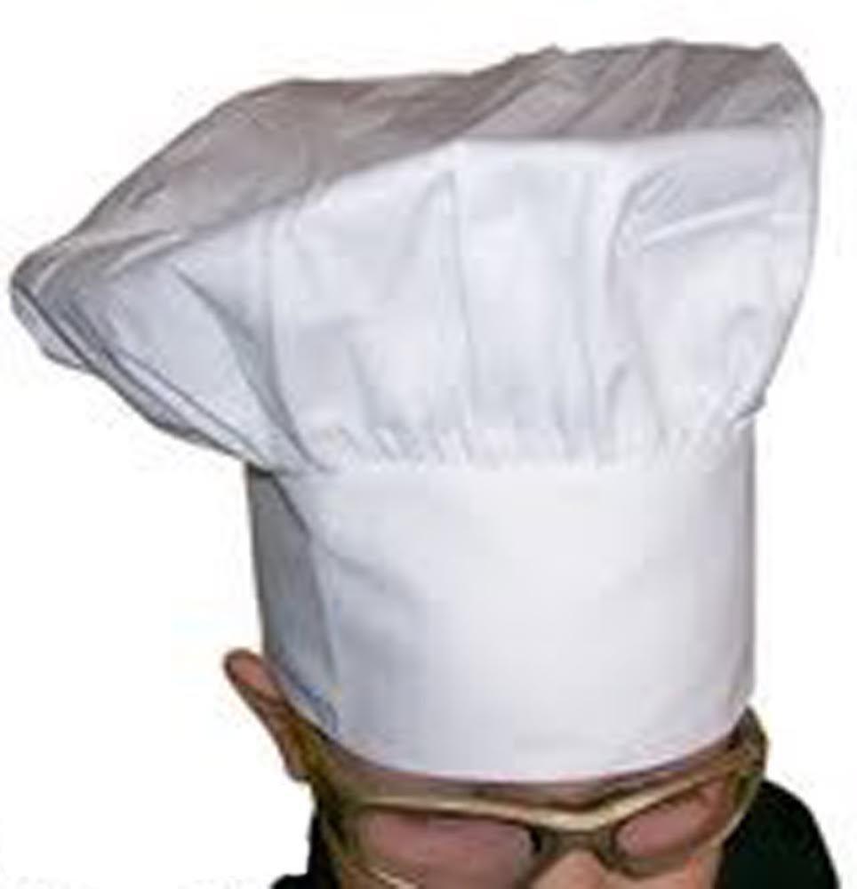 Amazon.com: CHEFSKIN Kids Chef Hat WHITE LOT LOTS WHOLESALE (JUST ...