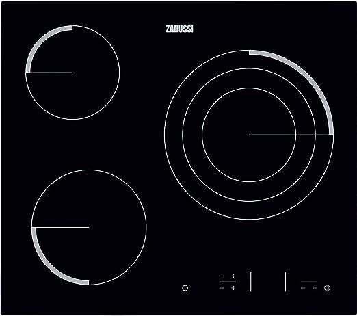 Zanussi Z6123IOK Placa vitrocerámica 60 cm