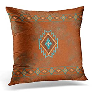 Amazon Com Torass Throw Pillow Cover Western Southwest