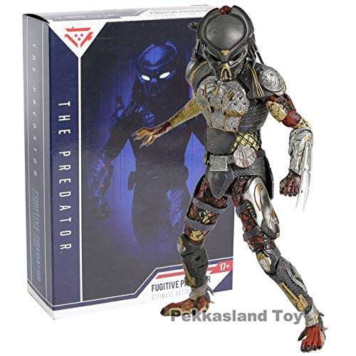 VIZIKS The 2018 Movie Fugitive PVC Action Figure Collectible Model Toy Holiday Must Haves 1 Year Old Boy Gifts The Favourite Comic Superhero Classroom Unboxing Toys