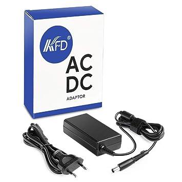 KFD 65W Adaptador Cargador Portátil para HP Pavilion G6 G7 M6 G4 DV6 DV7 DV5 DV4 DM4 HP Envy M4 M6 G42 G50 G56 G60 G61 G62 G70 G71 G72 EliteBook 2540p ...