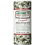 Jane's Krazy Seasonings Mixed Up Salt Canister, 9.5 Ounce