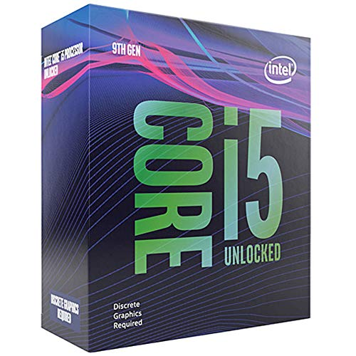 INTEL Core i5-9600KF 3.7GHz LGA1151 9MB Cache Step R0 without Graphics Boxed CPU