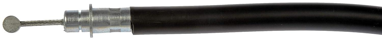 Dorman C96260 Rear Driver Side Parking Brake Cable for Select Mitsubishi Models