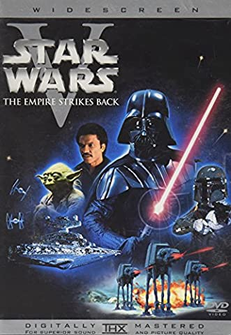 Star Wars, Episode V: The Empire Strikes Back (Widescreen Edition) (Star Wars Widescreen Trilogy)