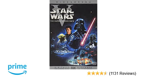 Amazon com: Star Wars, Episode V: The Empire Strikes Back