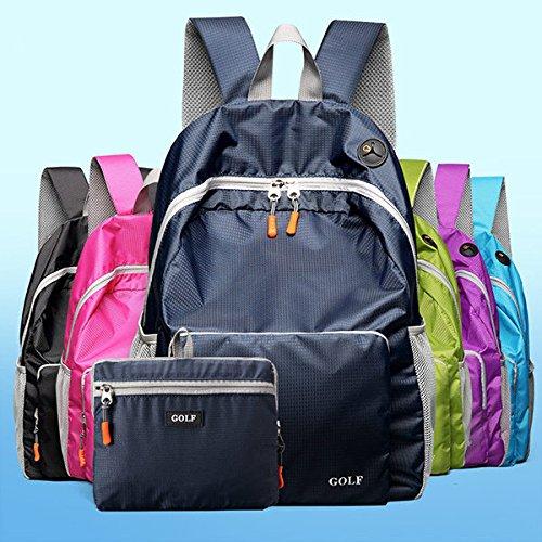 bureze Frauen groß Kapazität Rucksack Sport-Rucksack Reisetasche