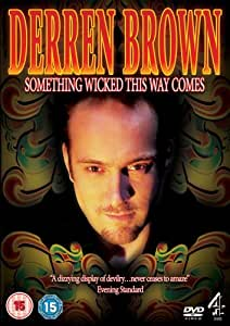 Derren Brown: Something Wicked This Way Comes [Region 2] [UK Import]