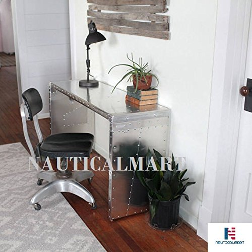 NAUTICALMART Air Boss Console Table Desk
