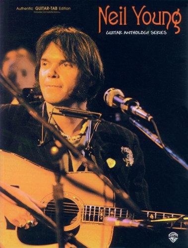 Neil Young Guitar Anthology (Guitar Anthology Series) ()