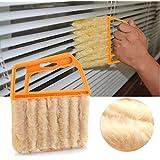 7Brush Venetian Blind Clean Dust Cleaner Slats mini Duster washable Easy