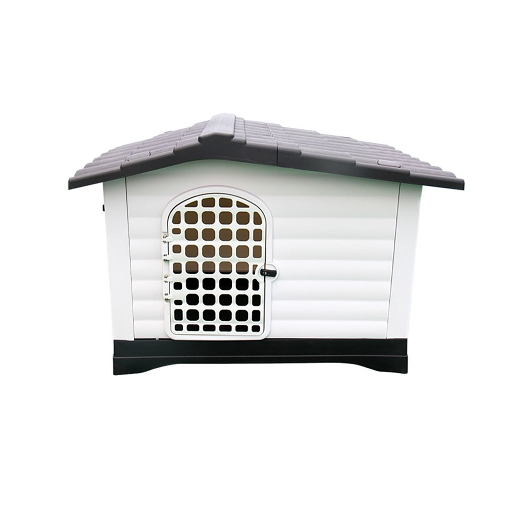 Pet Waterloo Dog nest-Pet nest Large Dog Kennel Cage Pet Plastic House Retriever Cat Nest Removable And Washable Dog Bed Fossa Outdoor Dog House Waterproof