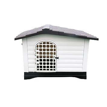 Yuan Nido de Perro-Nido de Mascotas Jaula de Perro Grande Cage de plástico para