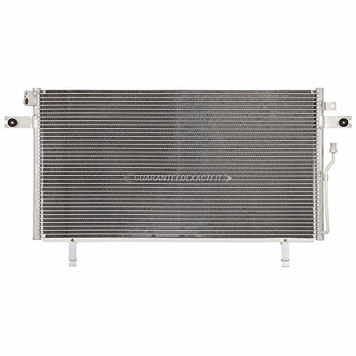 (A/C AC Air Conditioning Condenser For Infiniti QX4 & Nissan Pathfinder - BuyAutoParts 60-60715N)