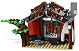 LEGO Ninjago Blacksmith Shop 2508