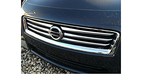COMES WITH EMBLEM NEW OEM 2009-2011 NISSAN MAXIMA FACTORY GRILLE