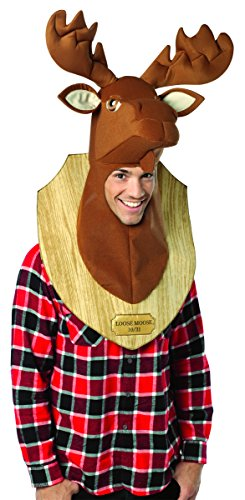 Rasta Imposta Loose Moose Trophy, Brown, One Size