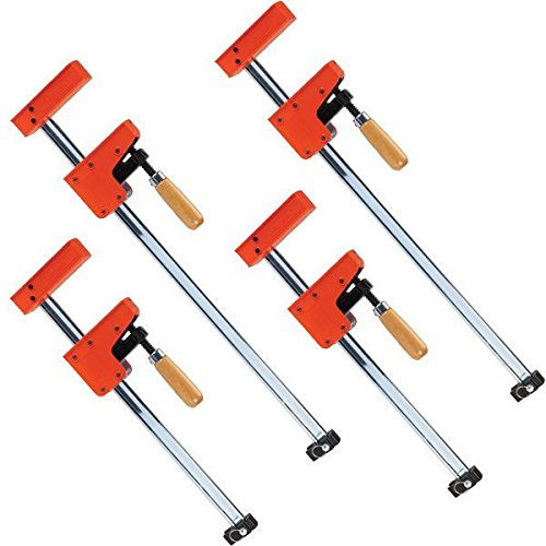 Jorgensen Cabinet Master 4pc Set - Bar Clamps - Amazon.com