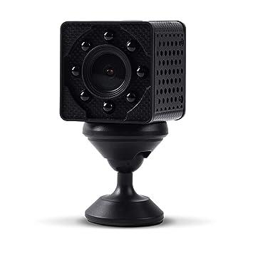 ... CáMara EspíA con Vigilancia WiFi 1080P CáMara Oculta con Alarma De DeteccióN De Movimiento VisióN Remota Intercomunicador De Voz, 150 ° Gran Angular: ...