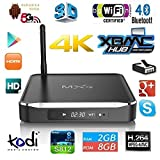 OTT TV BOX Android Smart TV Box Multimedia Gateway Internet TV Streaming Media Players 4X CPU Cortex-A9r4 8X GPU Mail-450 (M10)