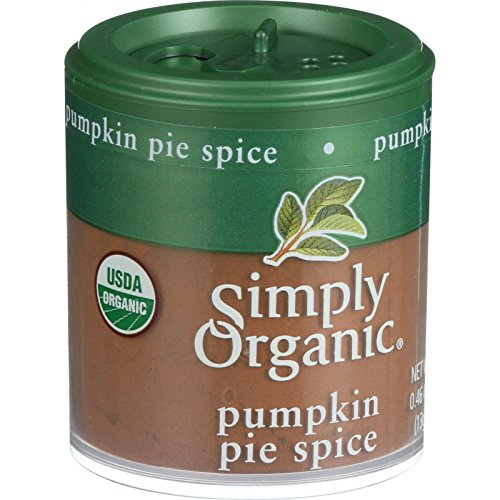 Simply Organic Organic Mini Pumpkin Pie Spice-0.46 Oz ()