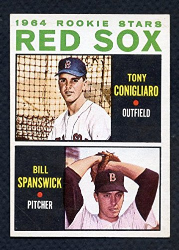 1964 Topps #287 Tony Conigliaro Red Sox NR-MT 335297 Kit Young Cards