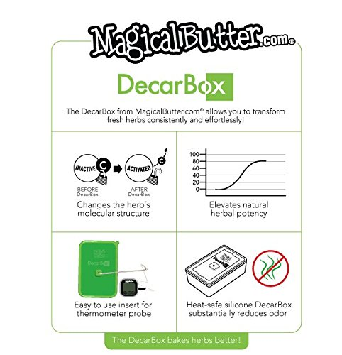 Magical Butter Silicone Decarboxylation Thermometer DecarBox Combo pack by Magical Butter (Image #4)