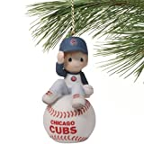 I Have A Ball With You - Chicago Cubs - MLB Chicago Cubs Boy on Baseball Ornament