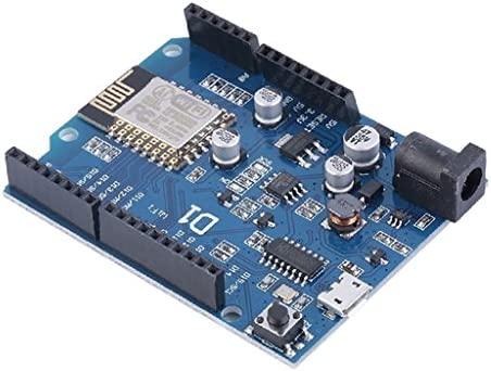 homyl - Placa de desarrollo Kit de Wifi Cartel de Sensor mando a ...