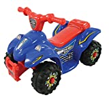 EMOTO M09258 Boys Mini Quad with 6 V battery