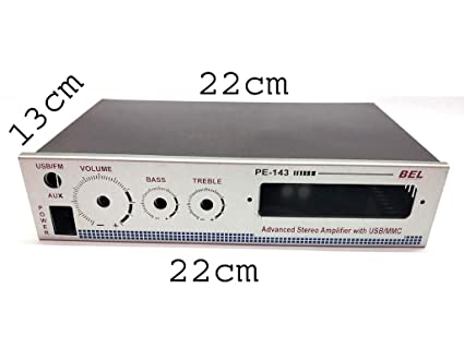 Buy DAKSHITA Cabinet for Amplifier Online at Low Prices in