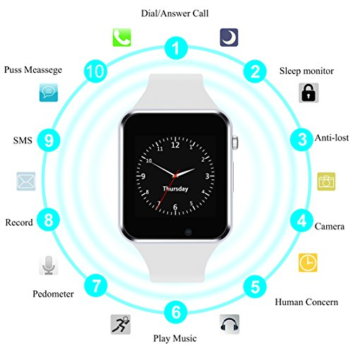 The 8 best smart watches for android phones