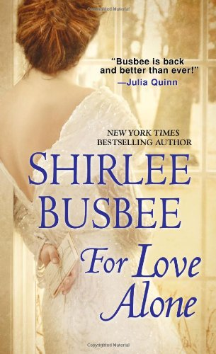 book cover of For Love Alone
