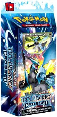 Pokemon Card Game Boundaries Crossed (BW7) ICE Shock Theme Deck Black Kyurem [Blue Box]