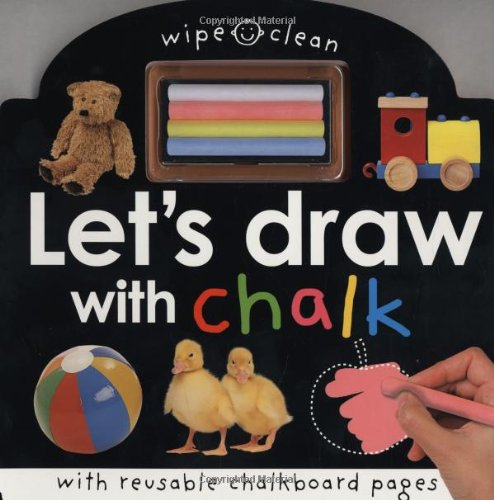 Wipe Clean Lets Chalk Activity