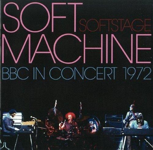Soft Stage: BBC in Concert 1972 (Soft Machine Bbc)