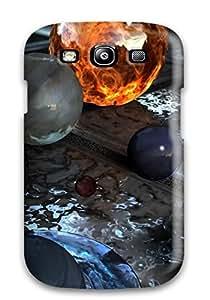 Galaxy S3 AEoZQML6041bdNwM Your Luck Balls Tpu Silicone Gel Case Cover. Fits Galaxy S3