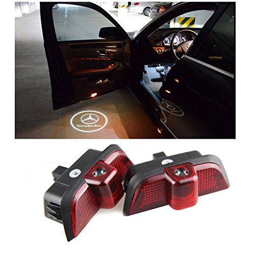 Cszlove LED Projection Logo Ghost Shadow Car Door Welcome for sale  Delivered anywhere in USA