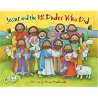 Jesus and the 12 Dudes Who Did