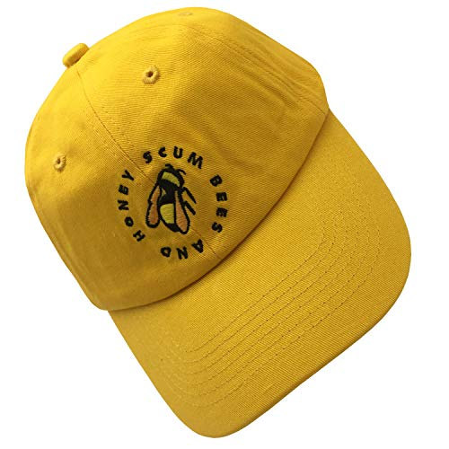 Golf Wang Baseball Cap Bee Dad hat Embroidery Baseball Cap - Import It All 0f52da1e5bf8