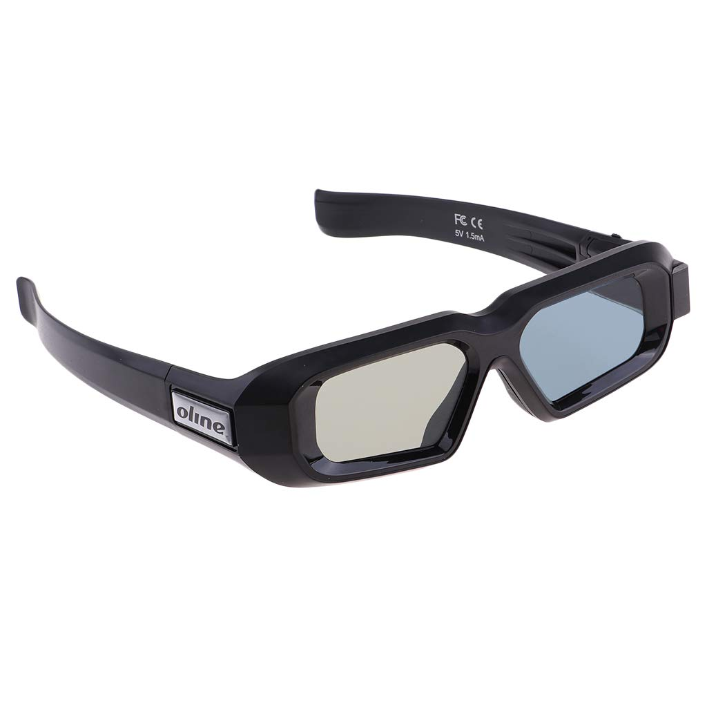 kesoto Gafas 3D pasivas Lentes Polarizadas para Televisores ...