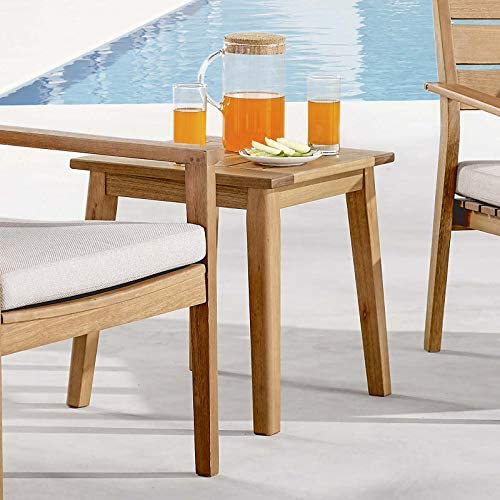 Modway EEI-3712-NAT Viewscape End Table