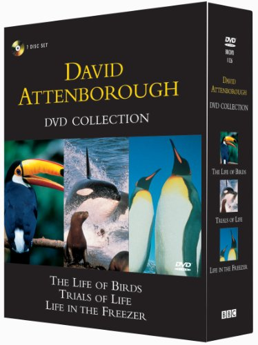 David Attenborough Collection -- Trials of Life, Life in the Freezer, Life of Birds (Dvd Freezer The)